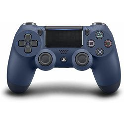 PS4 Dualshock Controller v2 Midnight Blue