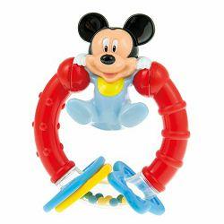 Zvečka Mickey Mouse okrugla Clementoni