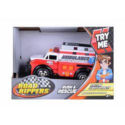 Autić Road Rippers Mini Rush & Rescue 11 cm SORTO