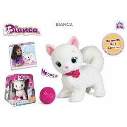 Pliš igračka maca Bianca