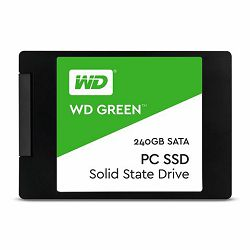 SSD 240GB WD Green 2.5
