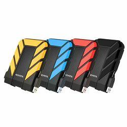 Prijenosni disk Adata HD710 Pro Durable Black USB 3.1