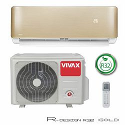 VIVAX COOL, klima ur., ACP-12CH35AERI GOLD R32 + WiFi modul