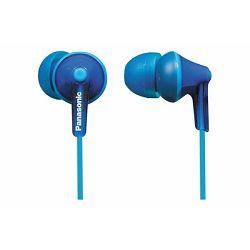 PANASONIC slušalice RP-HJE125E-A plave