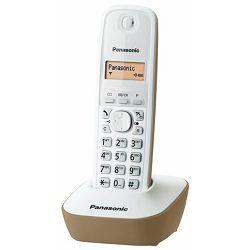 PANASONIC telefon bežični KX-TG1611FXJ bež