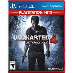GAM SONY PS4 igra Uncharted 4: A Thiefs End HITS*