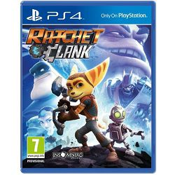 GAM SONY PS4 igra Ratchet and Clank**