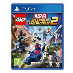 GAME PS4 igra Lego Marvel Super Heroes 2