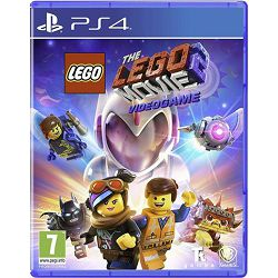 GAME PS4 igra Lego The Movie Videogame 2