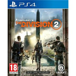 Tom Clancys The Division 2 Standard Edition PS4