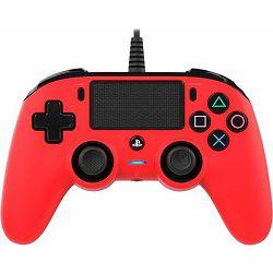 GAME PS4 Bigben PS4 Controller žični crveni