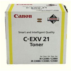 Toner Canon  C-EXV21 Yellow