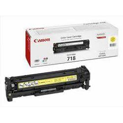 Canon toner CRG-718 Y