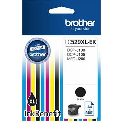 Tinta Brother LC529XLBK