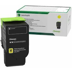 Toner Lexmark C/MC2325/2425/2535/MC2640 Yellow 2.300 str.