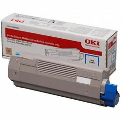 Toner OKI C532/542/MC573 Cyan 46490403 1.5K str.