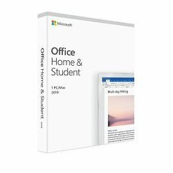 FPP Office Home and Student 2019 Medialess P6 CRO, 79G-05145