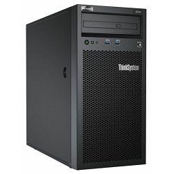 SRV LN ST50 E-2124 8GB RAM 2x240GB SSD 2x2TB DVDRW