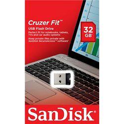 USB memorija Sandisk Cruzer Fit USB 2.0 32GB