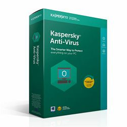 Kaspersky Anti-Virus 1D 1Y