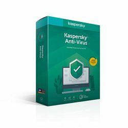 Kaspersky Anti-Virus 3D 1Y