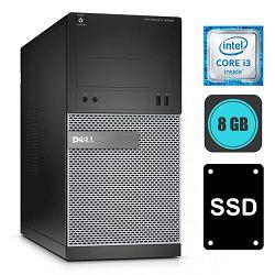 Dell Optiplex 3020, i3-4150, 8GB DDR3, 120GB SSD