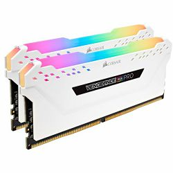 Corsair 2x8GB DDR4 2666 white