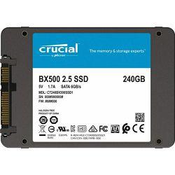 Crucial SSD 240GB BX500 SATA