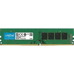 Crucial 4GB DDR4 2400 UDIMM