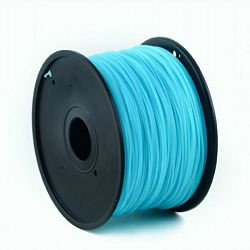 Gembird PLA filament for 3D printer, Sky Blue, 1.75 mm, 1 kg