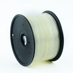 Gembird 3DP-PLA175-01-TR PLA Transparent 1.75 mm, 1 kg