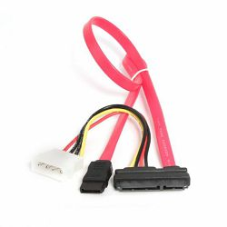 Gembird SATA III data and power combo cable