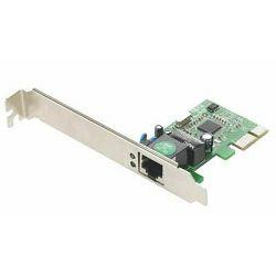 Gembird Gigabit Ethernet PCI-Express card, Realtek chipset