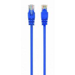 Gembird CAT5e UTP Patch cord, blue, 0,25 m