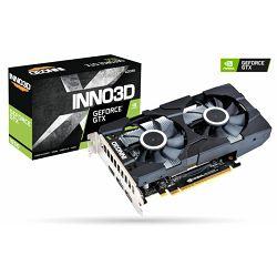 Inno3D GeForce GTX 1650 TWIN X2 OC, 4GB, GDDR6