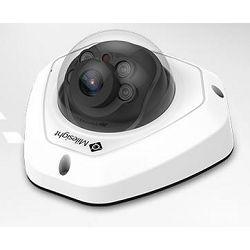 Milesight 4MP H.265 Vandal proof Mini Dome Starlight IP Camera