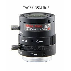 Milesight zoom lens 3.5-10.5 mm