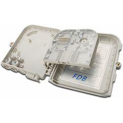 Assmann FTTH Outdoor Box, 8 Cores