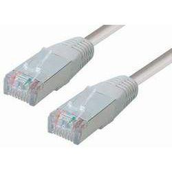 NaviaTec Cat6 S FTP PIMF 0,5m gray