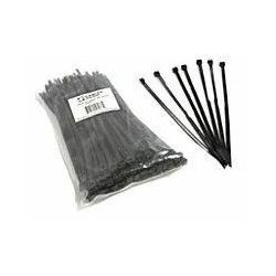 NaviaTec cable tie black 150 x 3.6, 100pcs