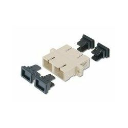 Digitus fiber optic coupler SC SC MM Duplex