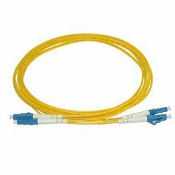 NaviaTec Optical Patch Cord LC-LC SM Duplex 3m