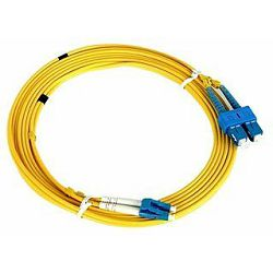 NaviaTec Optical Patch Cord LC-SC SM Duplex 1m