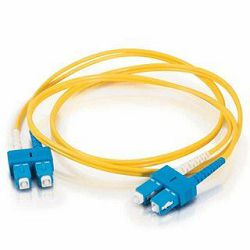 NaviaTec Optical Patch Cord SC-SC SM Duplex 5m