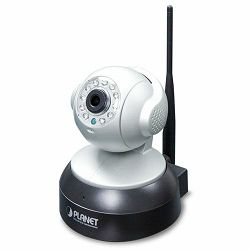 Planet 720P Wireless IR PT IP Camera