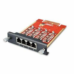 Planet 4-Port FXO module for IPX-2100 IPX-2500