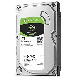 Seagate HDD, 1TB, 7200rpm, SATA 6, 64M
