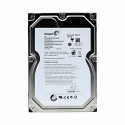 Seagate HDD, 750GB, 7200rpm