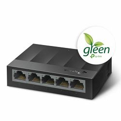TP-Link 5-Port GbE RJ45 Desktop Switch