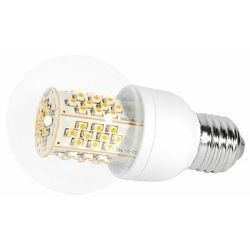 Transmedia LED Lamp 4,5W warm white clear glass E27